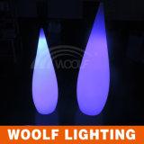 LEDマジックによって着色される電池式の装飾的な水低下のギフトランプ