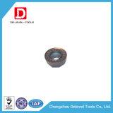 Nueva pieza inserta del carburo de tungsteno de la alta calidad para procesar el acero inoxidable