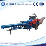 Può essere la trinciatrice Chipper di legno mobile del motore diesel