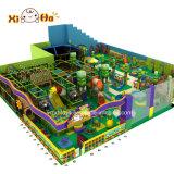 Stationnement d'intérieur attrayant de terrain de jeux de bébé de cour de jeu à vendre