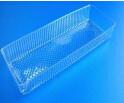 Пластиковый контейнер для продуктов питания закусок давления воздуха формовочная машина с укладчиком