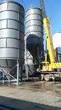 China boutte en Horizontaal Type de Silo's van het Cement van 150 Ton voor de Prijzen van de Verkoop vast