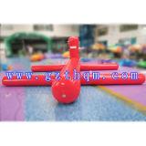 大人水おもちゃまたは大人の膨脹可能な水公園水おもちゃのゲームのための膨脹可能なブイ