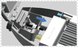 IP66 Ik10 160W LEIDENE Waterdichte Straatlantaarn met Super Heldere leiden 150lm/W