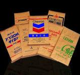 패킹을%s 중국 공장 Kraft 종이 박판으로 만들어진 PP에 의하여 길쌈되는 부대
