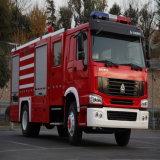 4*2 de Vrachtwagen van de Brandbestrijding van het water 7000L