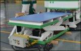Высокопроизводительные древесные панели двери Мебель бумагоделательной машины с ЧПУ маршрутизаторы режущих машин