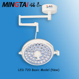 Funcionamento do LED LED Lâmpada720/520, Luz cirúrgica com marcação CE