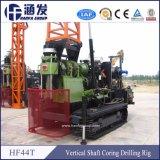 Impianto di perforazione di carotaggio del diamante di Hf-44t