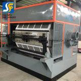 Средняя емкость 2500ПК в час поворотный поддон для яиц бумагоделательной машины цена