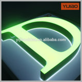 Carta luminosa de acrílico de Frontlit LED del fabricante
