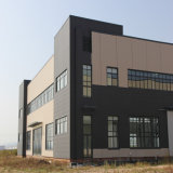 Construction préfabriquée de structure métallique d'isolation thermique