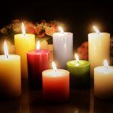 Weiße Kerze für Ausgangs-/Kirche-Kerze für Hauptbeleuchtung