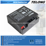 12V17ah Maintenance Free Power Battery per l'UPS