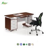 2015 legno Office Desk Connect da Double Steel Support Office Furniture