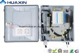 FTTH 16 코어 광섬유 삽입된 유형 배급 상자 끝 상자