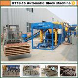 販売のための機械を作るQt10-15ブロックの打抜き機/連結のブロック