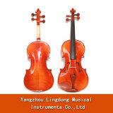 Solidwood étudiant/Débutant violon Outfit taille 4/4 (plein)