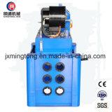 P32販売のための油圧ホースのひだ付け装置