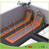 Indoor Funny Slam Dunk Olympic Gymnastic Trampoline Basketball Hoops