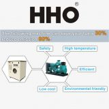 Generador de hidrógeno para la caldera de vapor
