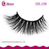 3D-косметический Eyelash ложных ударам плетью за макияж Салон красоты