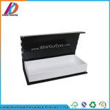 Коробка ложной ресницы бумаги верхнего качества упаковывая с магнитной
