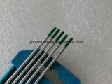 99.95%純粋なタングステン棒の打抜き機のタングステンの電極