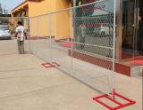 загородка звена цепи конструкции 6 ' x12'outdoor американская временно