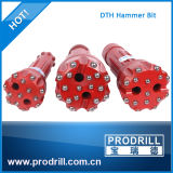 DHD COP de la serie de la Misión de DTH Bit para perforación de pozos de agua
