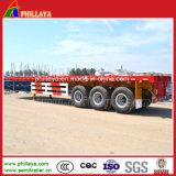 de Container die van de tri-As van 12.5m Semi Aanhangwagen Vervoer