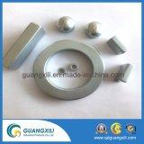 Permanente Industrial NdFeB magnéticas con recubrimiento de níquel