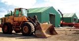 Magazzino chiaro prefabbricato dell'azienda agricola della struttura d'acciaio (KXD-SSB129)