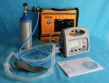 Machine Mslvm04 van het Ventilator van de Noodsituatie ICU van het ziekenhuis de Medische Draagbare