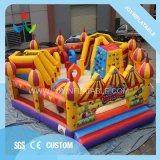Parque de Diversões cidade divertida inflável para venda