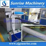 Plastik-PET-HDPE Rohr-Strangpresßling, der Maschine herstellt
