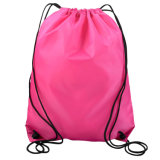 Travel Drawstring Sacks Sport Backpack (certificado SGS)
