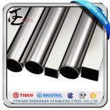 tubo saldato dell'acciaio inossidabile 201 304 per il corrimano
