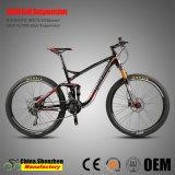 Bici de montaña llena de la suspensión de la aleación de aluminio de M610-20speed 26er 100m m