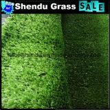 ковра пола высоты 12mm трава низкого Анти--UV искусственная