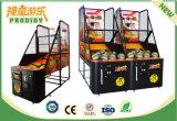 Электрическая двойная машина игры всхода баскетбола для центра игры