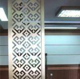 Titanium золото нитрида/голубо/черноты/цветасты листы нержавеющей стали/оборудования для нанесения покрытия трубы PVD