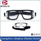 Fábrica Online Wholesale Shatterproof Cloth Transparente Óculos Quadros Altamente Claridade da visão Clear Safety Goggles