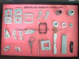 Piezas moldeadas inyección del reloj del metal del acero inoxidable del OEM