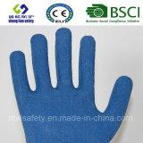 Handschoen van het Werk van de Veiligheid van de besnoeiing de Bestand met Met een laag bedekt Latex