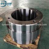 OEM разделяет части горячей объемной штамповки стальной точности CNC подвергая механической обработке горячие
