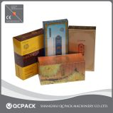 Empaquetadora automática del celofán del rectángulo del cigarrillo