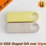 会社によってカスタマイズされるギフトの小型金属USB2.0/3.0のフラッシュ駆動機構(YT-3295-02)