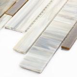 Le mattonelle esterne di Backsplash dei materiali da costruzione collegano il vetro macchiato del mosaico