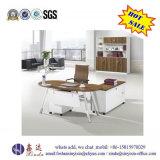 Meubles de bureau en bois modernes de bureau chaud de directeur commercial (M2602#)